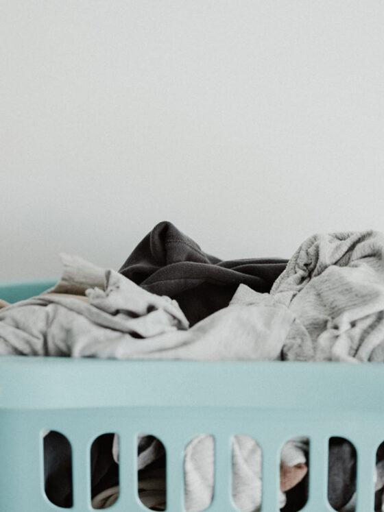 kleding wassen